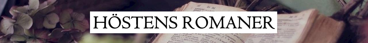 Höstens romaner
